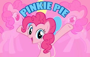 Pinkie Pie Wallpaper by MrWednesday7