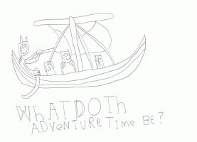 What Doth Adventure Time Be? by Soraheartsforme