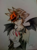Halloween Town Sora by morganwtb11