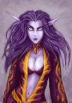 Night elf by Manticora-Miorro