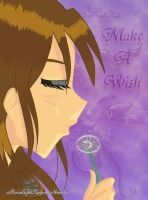Make A Wish by MoonlightKagome