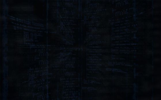 C++ Code Wallpaper by ruky1024