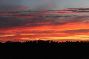 Sunset January 2012  4 by Lindy2