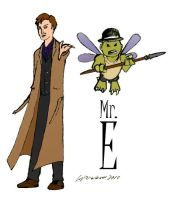Mr E remake by CraigOxbrow