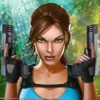 Lara Croft Relic Run 01 by henning
