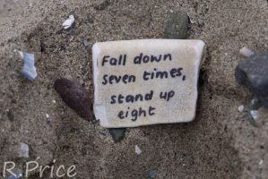 Never Give Up by Rhiallom