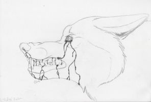 Rotting ::REDRAWN:: by lucidcoyote