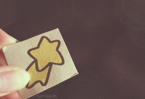 My Own Shooting Star by KyraTeppelin