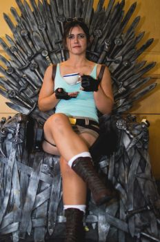 The Iron Throne 1 by pfangirl