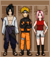 New Team 7 final by BuD-bUd