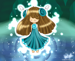 Mystical Forest Fairy by Kerlyyy