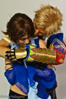 Yuna and Tidus by Eyes-0n-Me