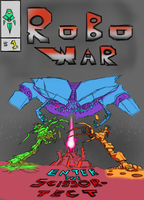 Robo Wars with Title by HJTHX1138