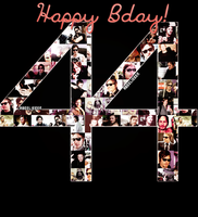 Happy Bday by A8Belieber