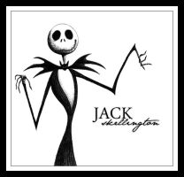 Jack Skellington by kaytii