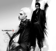The Shinsengumi (Vergil - Hijikata Toshizo) by Kunoichi1111