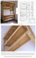 Sturdy Shop Shelves by Built4ever