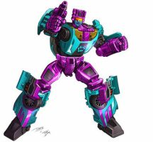 G2 Breakdown Botcon 2010 art by Dan-the-artguy