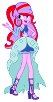 Shining Heart Crystal gala by SunsetShimmer333