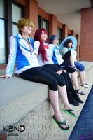 Free! - Bright Future Ahead Of Us by KawaiiBakaNekoDesu