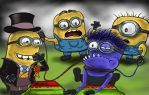 Minions Best In Show by vorkosigan5