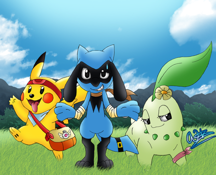 PMD-A - Explorers of...? by SonicandShadowfan15
