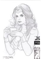 wonderwoman_coffe by mikitot