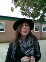 me in Joes Hat by Tokio-Hotel-Mad