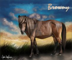 Commission Browny by Shadow1305