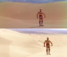 Tatooine dunes 3 by AggeIw