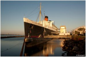 RMS Queen Mary by shenanigan87