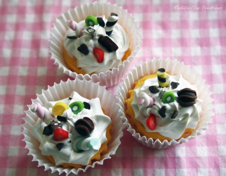 Cupcakes by Rubilla