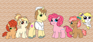 (OLD) DonutPie Family by PurfectPrincessGirl