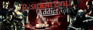Resident Evil Addict by UndeadTeddy