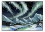 Northern Lights by Dusty-Feather