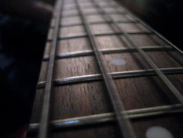 Bass Strings by Mercy-Angel