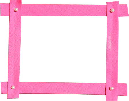 Pink Frame: PNG (Resources/Designs) by MissEditor098