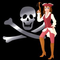 Disney Pirate: Jane by Willemijn1991