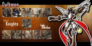 Signature collection: Duftmon by LadyBeelze