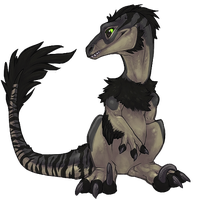 Unzu Raptor by bricu