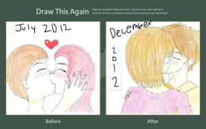 Draw Again Meme by MikiMangaka