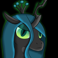 Queen Chrysalis by TehRozzy