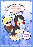Mommy, Daddy and Me by philadelphia13