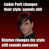 Klayton Meme: Style by Yohan-Gas-Mask