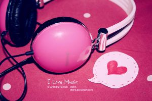 i love music by dtchn