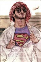 S is for SUPERMAN by Mnawrah