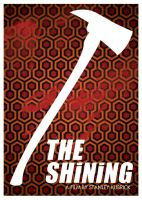 The Shining Poster by PurityOfEssence