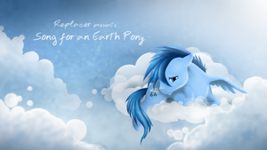 Song for an Earth Pony (Art by Feather) by replacer808