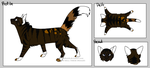 Free Warrior Cat Adopt: Fill out to adopt by xXcrystalshine39Xx