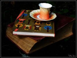 tea and time by Shellbel